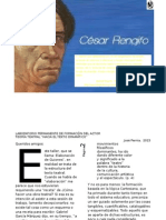 El Texto Teatral José Pernia