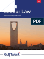 Saudi Labour Law (English)