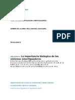 Sistemas Amortiguadores o Reguladores de Ph
