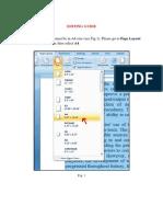 Editing Guide