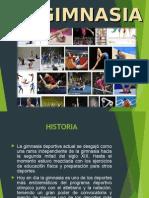 Gimnasia Deportiva Actu