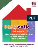 ICAN_EarlyTalk 0-5 Brochure