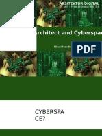 Arsitektur Digital - Week 3 - Arsitek Di Dunia Cyber