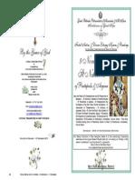 2015 -9 Nov -Matins & Divine Liturgy - St Nektarios