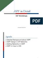 Ospf Tutorial Basics
