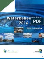 Waterbeheerplan 2016-2021 - eBook