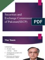 Chairman of SECP