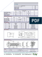 Datasheet for DV 20200