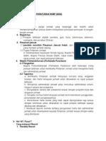 Resume Aturan & Paraturan HKBP