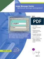 Imaje - Message Center Leaflet Hq - s1