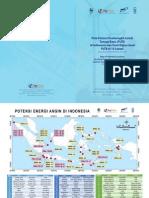 Buku Peta Potensi Energi Angin Indonesia