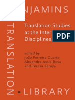 Translation Studies at the Interface of Disciplines - João Ferreira Duarte, Alexandra Assis Rosa & Teresa Seruya