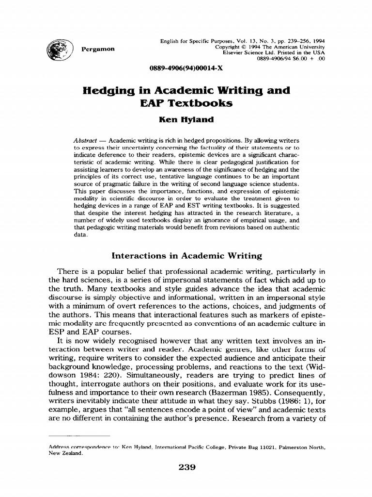 Essay why i want to study english
