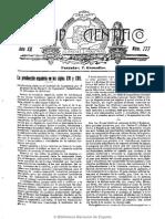 Madrid científico. 1913, no. 777