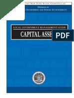 Capital Assets Nc