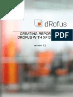 dRofus-XFDesigner-UserGuide