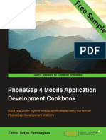 PhoneGap 4 Mobile Application Development Cookbook - Sample Chapter