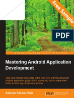 Mastering Android Application Development - Sample Chapter