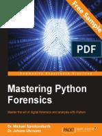 Mastering Python Forensics - Sample Chapter