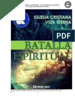 Seminario de Batalla Espiritual