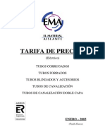 Emared - Tarifa 2008