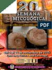 Folleto XX Semana Micológica Albacete