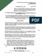 Acuerdo 001 de 2014 Declara Dmi Guali Tres Esquina
