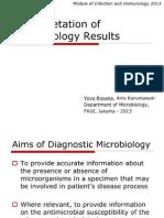 Interpretasi Hasil Pemeriksaan Infeksi Bakteri Jamur Virus (Dr.yeva)