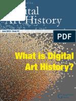 Digital Art History Jorunal