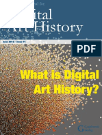 Digital Art History Jorunal