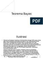 Kuliah 4 Teorema Bayes