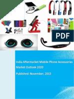 India Mobile Accessories Market 2020