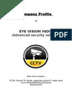cv eYE VISION.doc