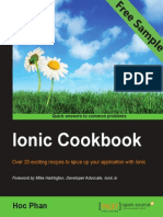 Ionic Cookbook - Sample Chapter