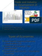 Role of Trade and Industry