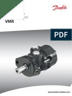 Orbital Motor VMR Danfoss