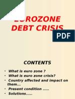 Eurozone Debt Crisis