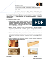 Propiedades madera