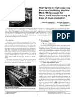 Die Milling Machine