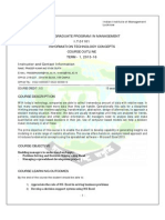 ITC Course Outline 2015 16