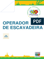 Operador de Escavadeira