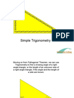 Basic Trig