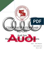 Vibhu Muppana Audi