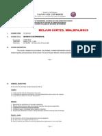 MELJUN CORTES CS3219S2 Advance Networking Updated Hours