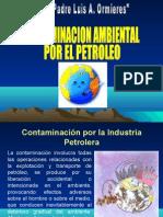 El Petroleo y La Contaminacion