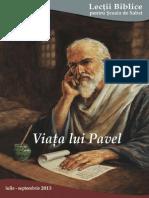 Viata Lui Pavel