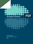 Demuth Perception Theories (1.1)