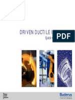 Driven Ductile Iron Piles