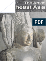 The Art of Southeast Asia (Cambodia Vietnam Thailand Laos Burma Java Bali)