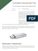 Seu pendrive está protegido contra gravação_ Veja como resolver!.pdf
